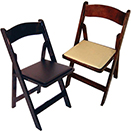 FOLDING CHAIRS, CLASSIC SERIES, WOOD