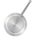 FRY PANS, MAJESTIC™, MIRROR FINISH, ALUMINUM - 7