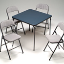 Folding Furniture Sets (Table+Chairs)