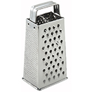 GRATER, STAINLESS STEEL
