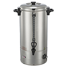 100 CUP HOT WATER BOILER, STAINLESS STEEL