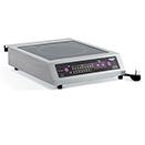 INDUCTION RANGE, COMMERCIAL SERIES, 120 VOLT
