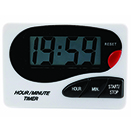 LCD DIGITAL TIMER WITH 20 MIN STOPPER