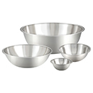 MIXING BOWLS, ECONOMY, STAINLESS STEEL - 13 QT., 14  ¾