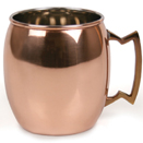 16 OZ. MULE MUG, COPPER, NICKEL LINED