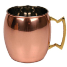 20 OZ. MULE MUG, COPPER FINISH
