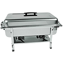 RECTANGULAR CHAFER, LIFT OFF LID, STAINLESS