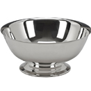 MEDIUM WEIGHT SILVERPLATED PAUL REVERE BOWLS