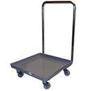 COMMERCIAL RACK DOLLY WITH HANDLE