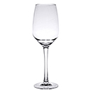 14 OZ RED WINE GLASS, POLYCARBONATE, CLEAR