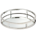 BEAM MIRROR TRAY, STAINLESS STEEL