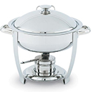ORION<SUP>®</SUP> ROUND CHAFERS, LIFT OFF LID, STAINLESS