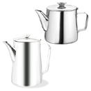 BEVERAGE SERVERS, SATURN COLLECTION, 18/8 STAINLESS
