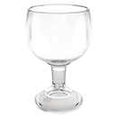 24 OZ SCHOONER,  POLYCARBONATE, CLEAR