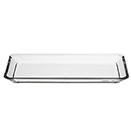 RECTANGULR TRAY, GLASS