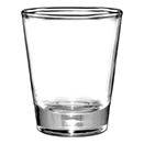 2 OZ. SHOT GLASS, CASE OF 6 DOZ