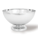 4 GALLON SOPRANO PUNCH BOWL, STAINLESS STEEL