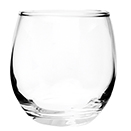 14 OZ MIKONOS STEMLESS GLASS, CASE OF 4 DOZEN