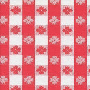 FLANNEL BACK TABLECLOTH, TAVERN CHECK RED, 54
