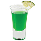 1.75 OZ TEQUILLA SHOT GLASS, CASE OF 6 DOZ