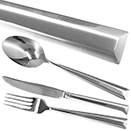 FLATWARE, TRUSS™, 18/10 STAINLESS