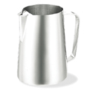 SATURN 70 OZ WATER PITCHER WITH ICE GUARD, 18/8 STAINLESS