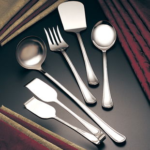 Banquet Buffet Serving Utensils
