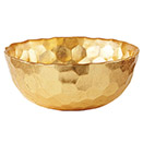 ODESSA GOLD GLASS BOWL COLLECTION