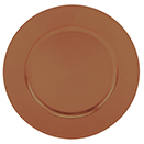 COPPER CHARGER PLATE, 13