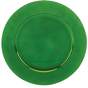 Acrylic Charger Plate Green Buy Acrylic Charger Plate