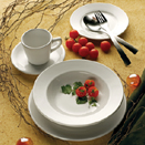 DOVE PORCELAIN COLLECTION, EUROPEAN WHITE, RE