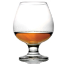13 OZ. COGNAC GLASS, CASE/2 DOZ