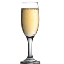 6 OZ. CHAMPAGNE GLASS, CASE/2 DOZ