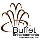 Image result for BUFFET ENHANCEMENTS INTERNATIONAL LOGO