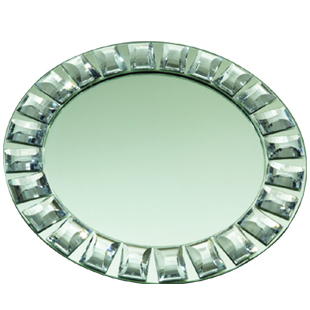 MIRROR GLASS CHARGER PLATES - Buy MIRROR GLASS CHARGER PLATES Online ...