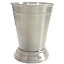 8 OZ STAINLESS STEEL MINT JULEP CUP