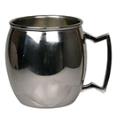 16 OZ. MULE MUG, STAINLESS STEEL