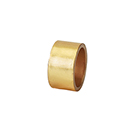 GOLD NAPKIN RING, ACRYLIC, CASE/1 DOZ.