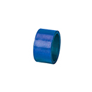 BLUE NAPKIN RING, ACRYLIC, CASE/1 DOZ