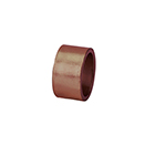 NAPKIN RINGS, COPPER COLOR, CASE 1/DOZ.