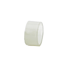 WHITE NAPKIN RING, ACRYLIC, CASE/1 DOZ.