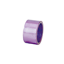 PURPLE NAPKIN RING, ACRYLIC, CASE/1 DOZ.
