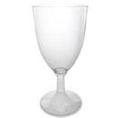 1 PC. DISPOSABLE WINE GLASS