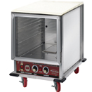 Non-Insulated Under Counter 1/2 Size Heater Proofer with Casters