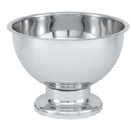 5 GALLON PUNCH BOWL, MIRROR FINISH STAINLESS STEEL