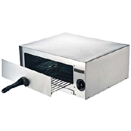 PIZZA / SNACK OVEN, STAINLESS