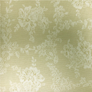 FLANNEL BACK TABLECLOTH, BEIGE LACE, 54