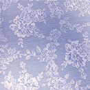 FLANNEL BACK TABLECLOTH, BLUE LACE, 54