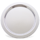 ROUND SOPRANO TRAYS, STAINLESS STEEL