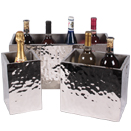 DOUBLE WALL WINE CHILLERS
